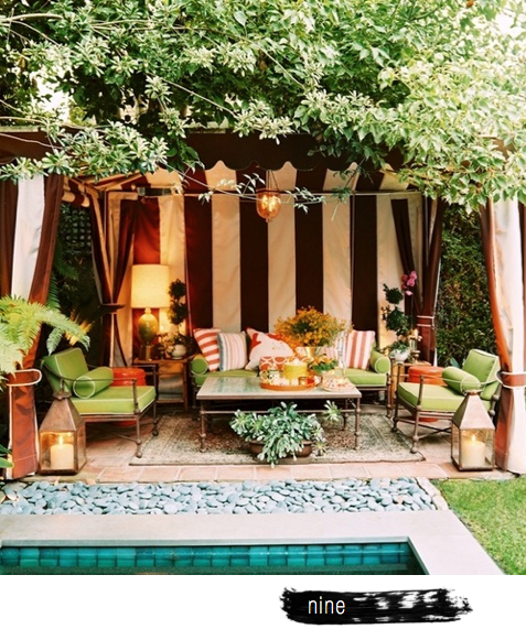 Best 25+ Small Outdoor Spaces Ideas On Pinterest