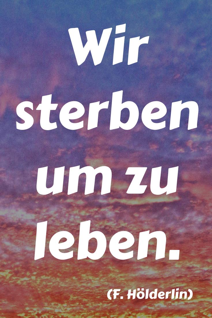 Hölderlin Gedichte Hölderlin Gedichte Zitate Und Sprüche