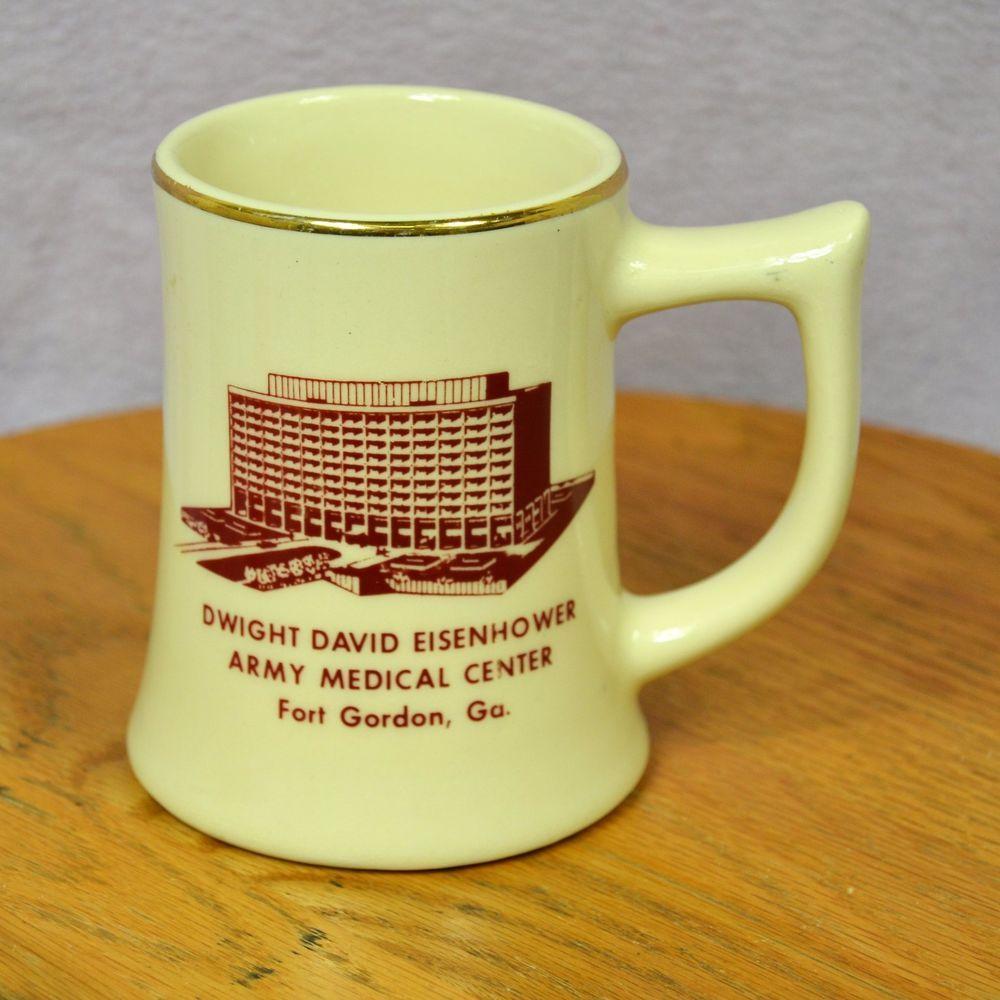 Vintage Dwight David Eisenhower Army Medical Center Fort Gordon