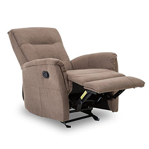 Best Bonzy Glider Recliner Chair With Super Comfy Gliding Track 400 x 300