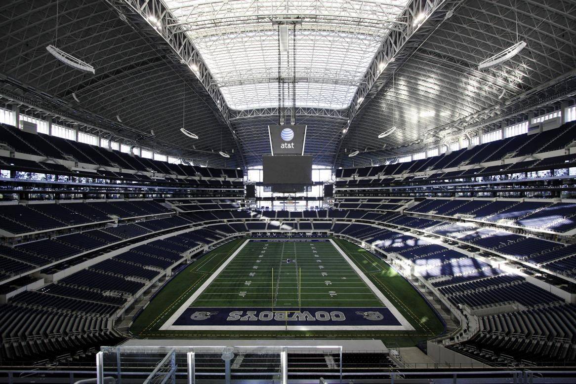 Gallery Of The Stadiums That Could Host The 2026 World Cup In The Us Canada And Mexico 5 Cowboys Playoffs Texas Stadium Cowboys Stadium