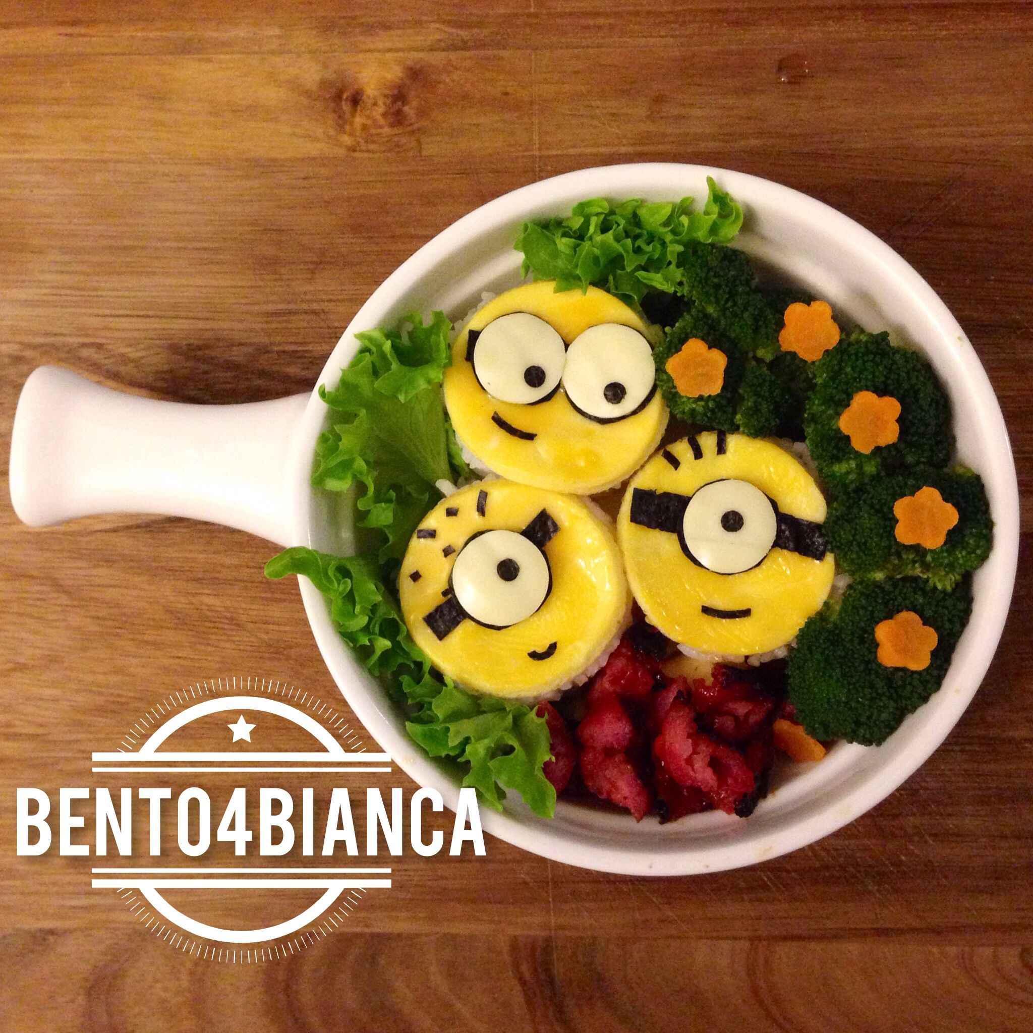 minions bento be party bites pinterest kinder essen kochen und backen und backen. Black Bedroom Furniture Sets. Home Design Ideas