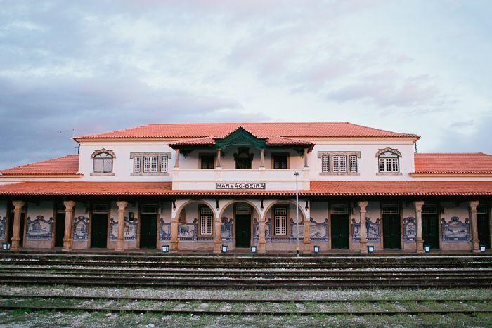 Beirã Station - Marvão, Portugal
