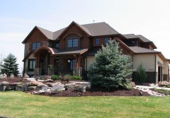 House Plan 5631-00007 - Mountain Plan: 3,411 Square Feet, 4 Bedrooms, 3.5 Bathrooms