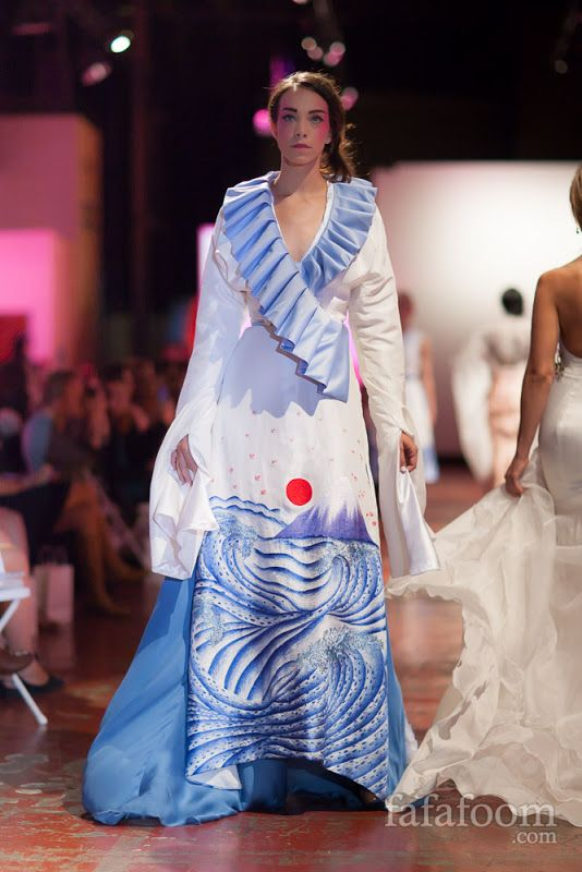 Design By Hieu Nguyen Art Institute Of California San Francisco Stylenow 2014 Fashion Fashion Design 2014 Fashion