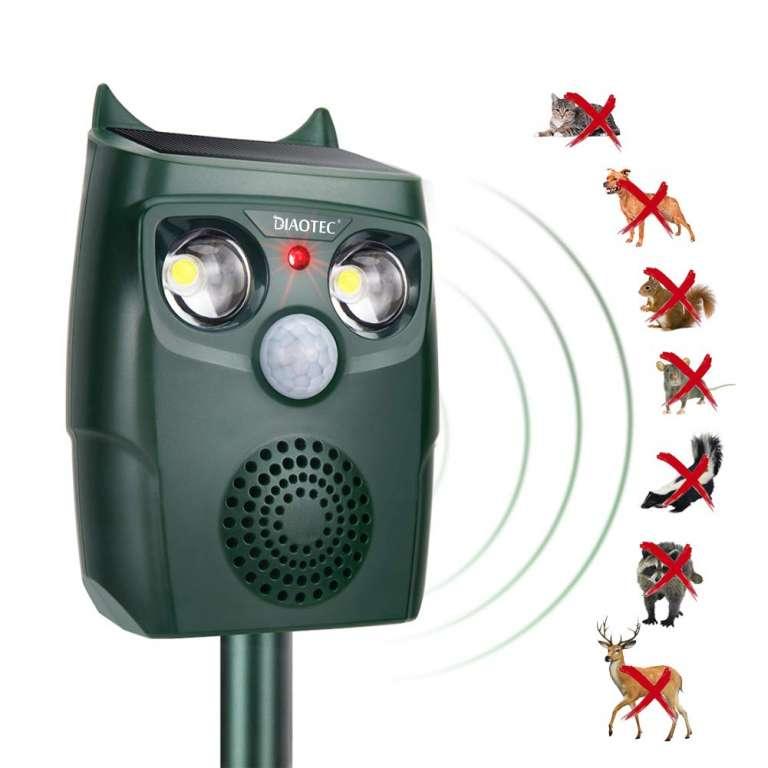 8. Diaotec Ultrasonic Animal Repeller in 2020 Cat