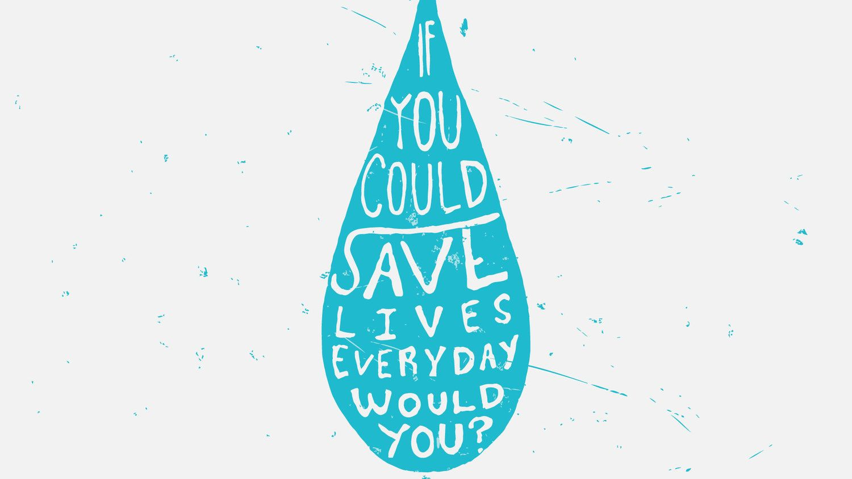 Charity Water   Charity water, Charity, Christmas ornaments