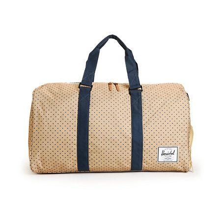 Herschel Supply Co. Novel 39L Duffle Bag   Zumiez d1b7691f24