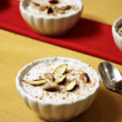 Turkish pudding