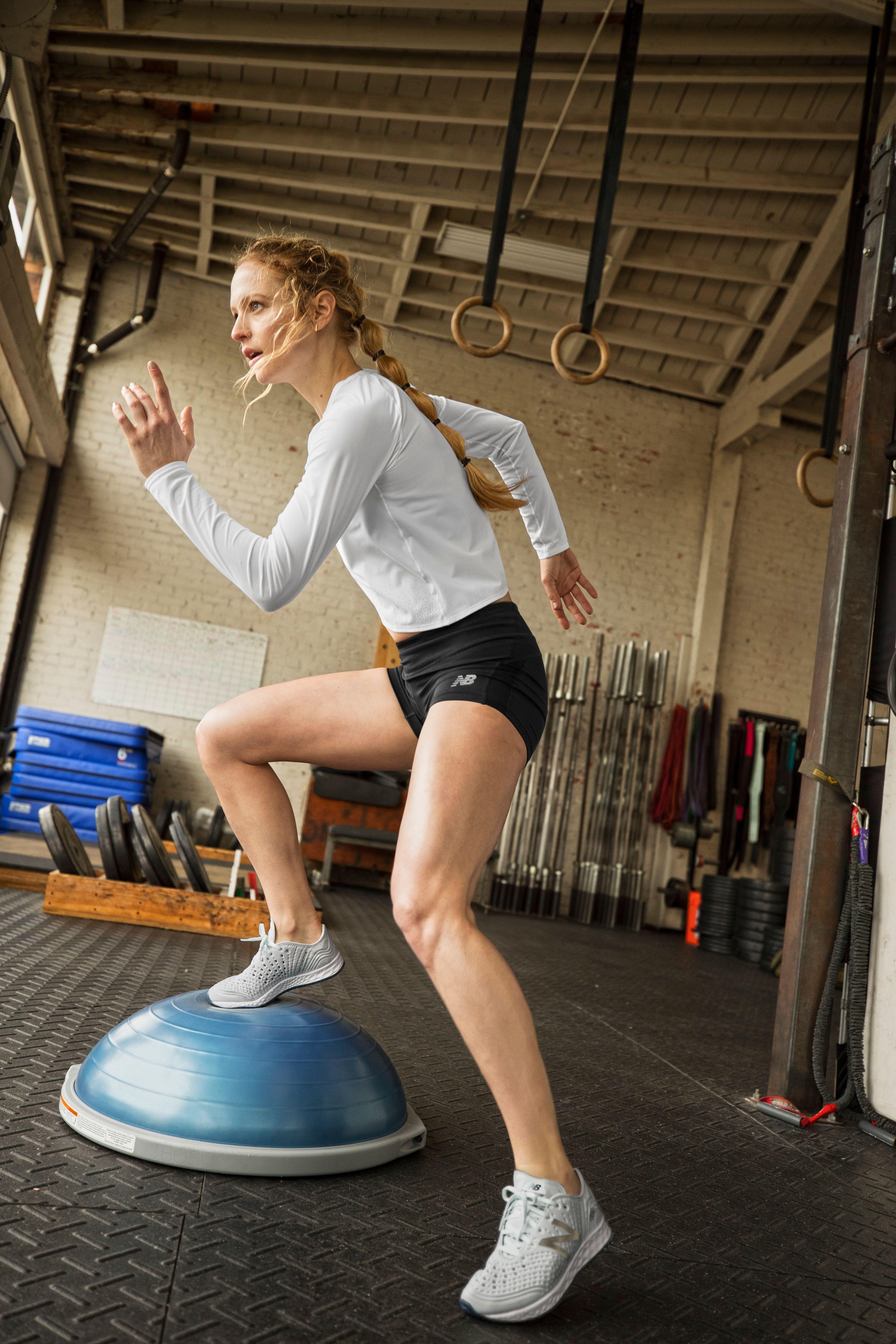 Hit the Gym in New Balance   Womens training, Women, New balance women
