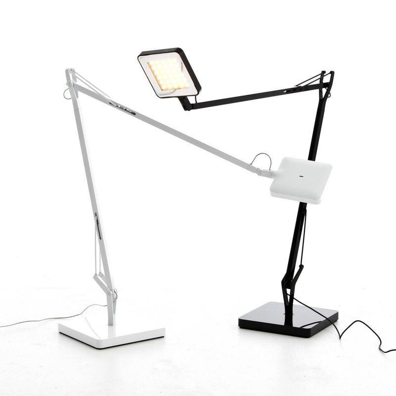 Kelvin Base Led Table Lamp Green Mode