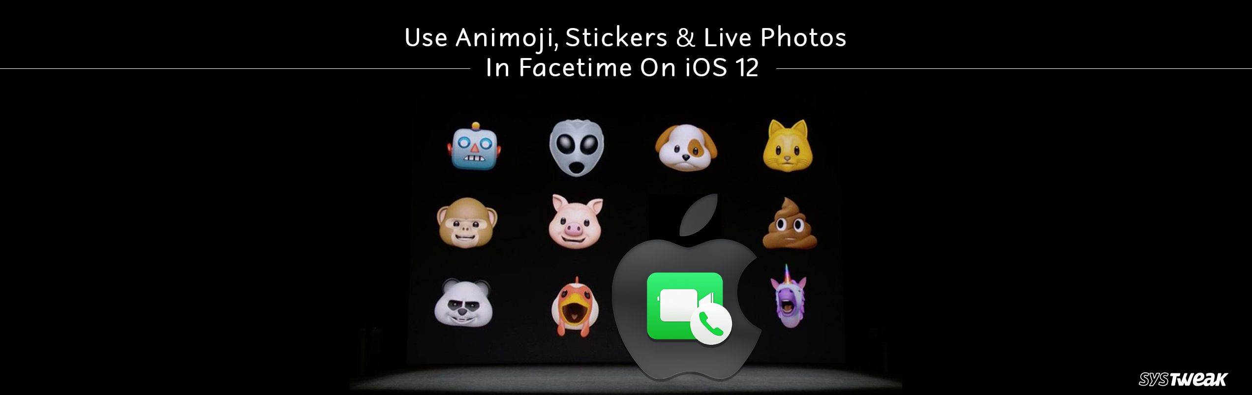 How To Enable Take Live Photos In FaceTime On iOS12