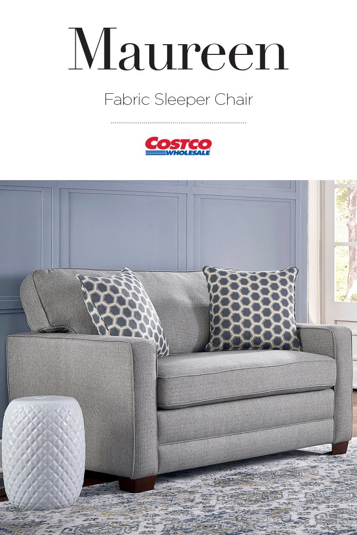 Classic Styling Versatility And Neutral Colored Fabric Are Expertly Combined To Make This Sleeper Chair The Perfect Addition Sleeper Chair Sleeper Sofa Futon