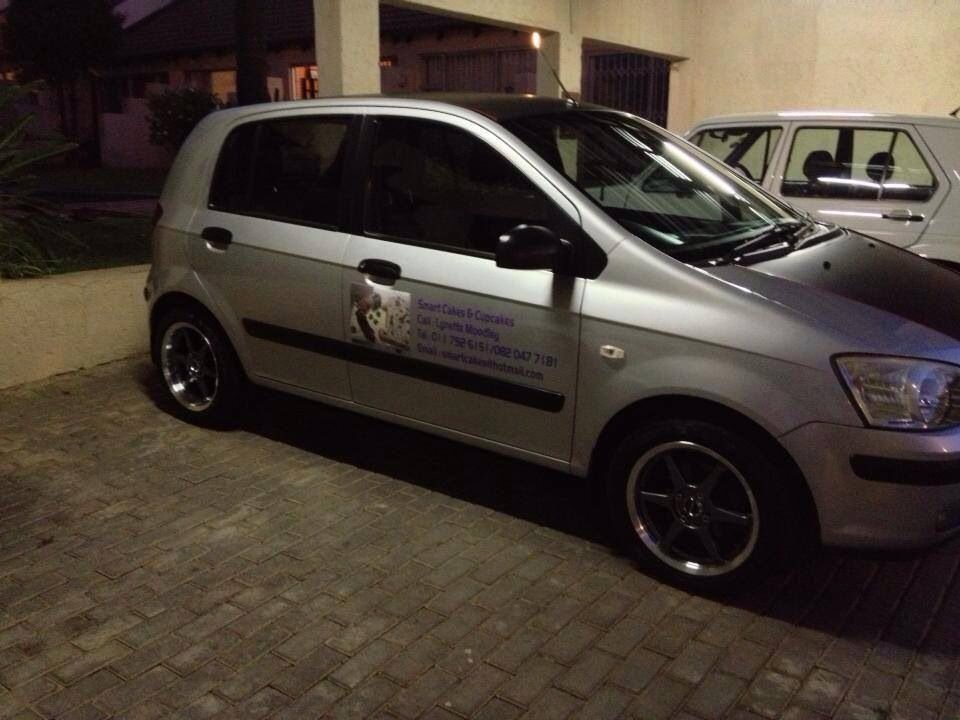 Our 2005 Hyundai Getz 13 Ac This Car Is Our First Child And Is