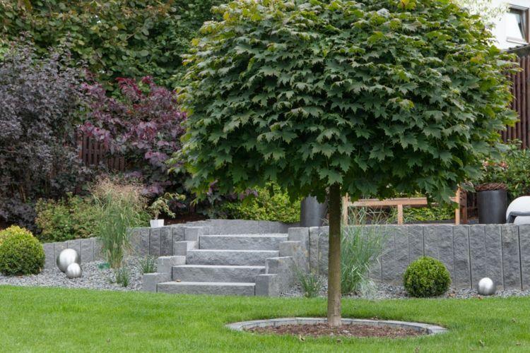 Terrasse for the garden for Ideen gartensitzplatz