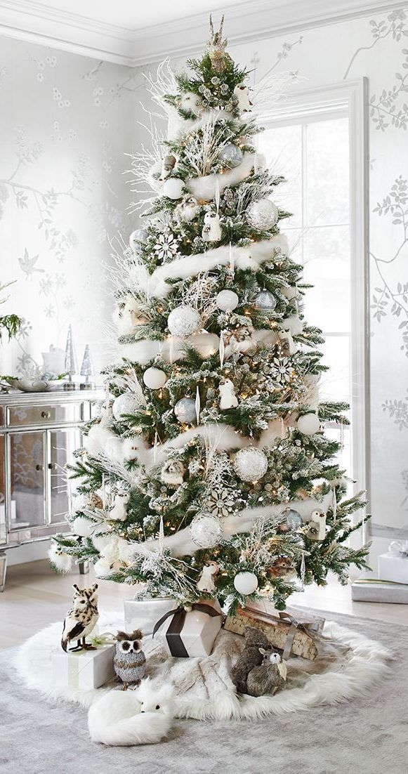 65 Christmas Tree Decoration Ideas And New Trends For 2019 2020 December Page 8 Of 65 Novogodnie Elochnye Ukrasheniya Rozhdestvenskie Idei Rozhdestvenskaya Elka