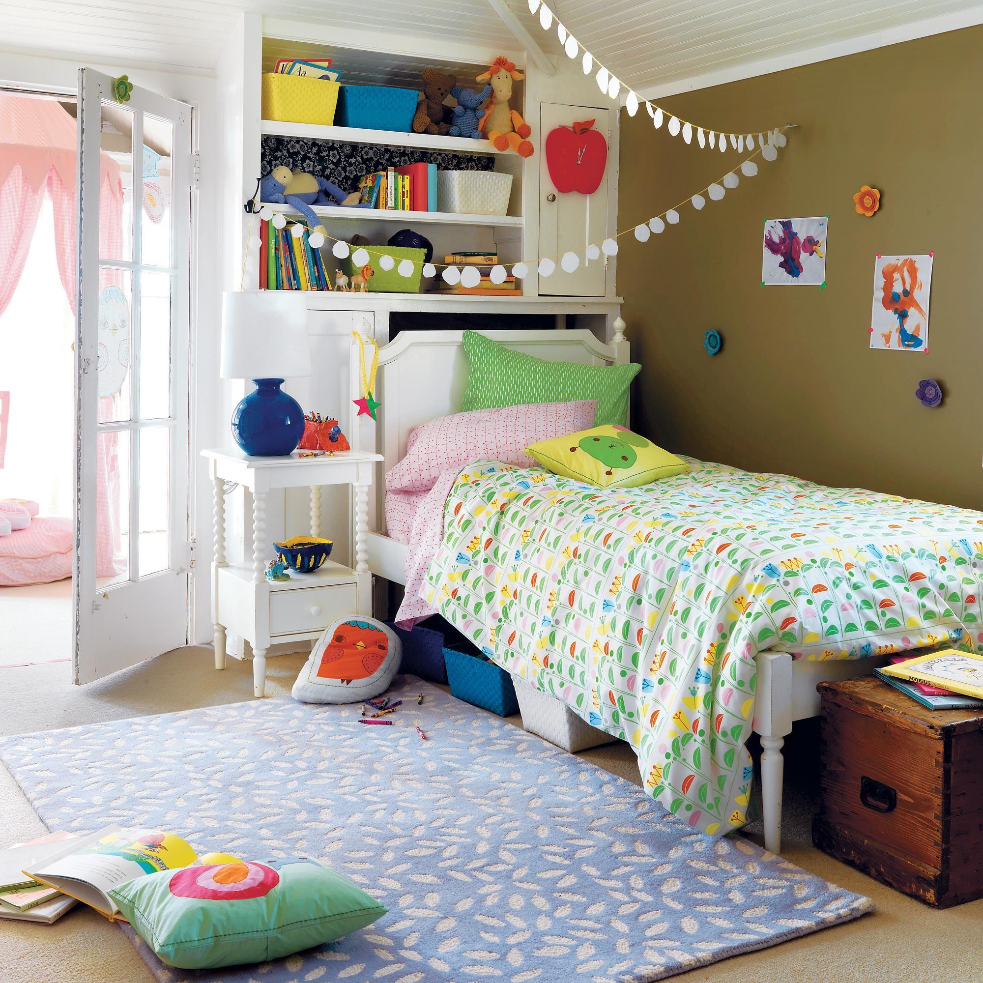 White platform bed kids - Petite Marguerite Bed Kid Beds And Platform