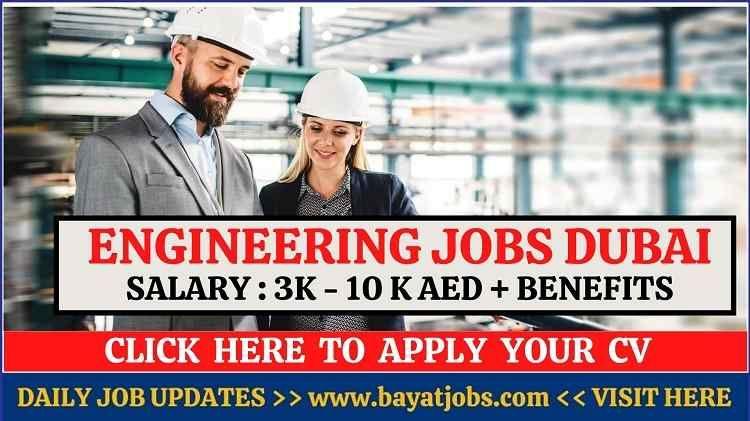 Engineering Jobs in Dubai in 2020 Engineering jobs