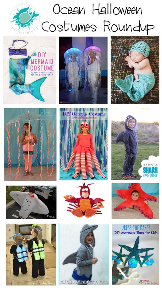 0ed3562fba having a Beach Themed kids party? Need some ideas for costume? What about  halloween here are som great ideas.