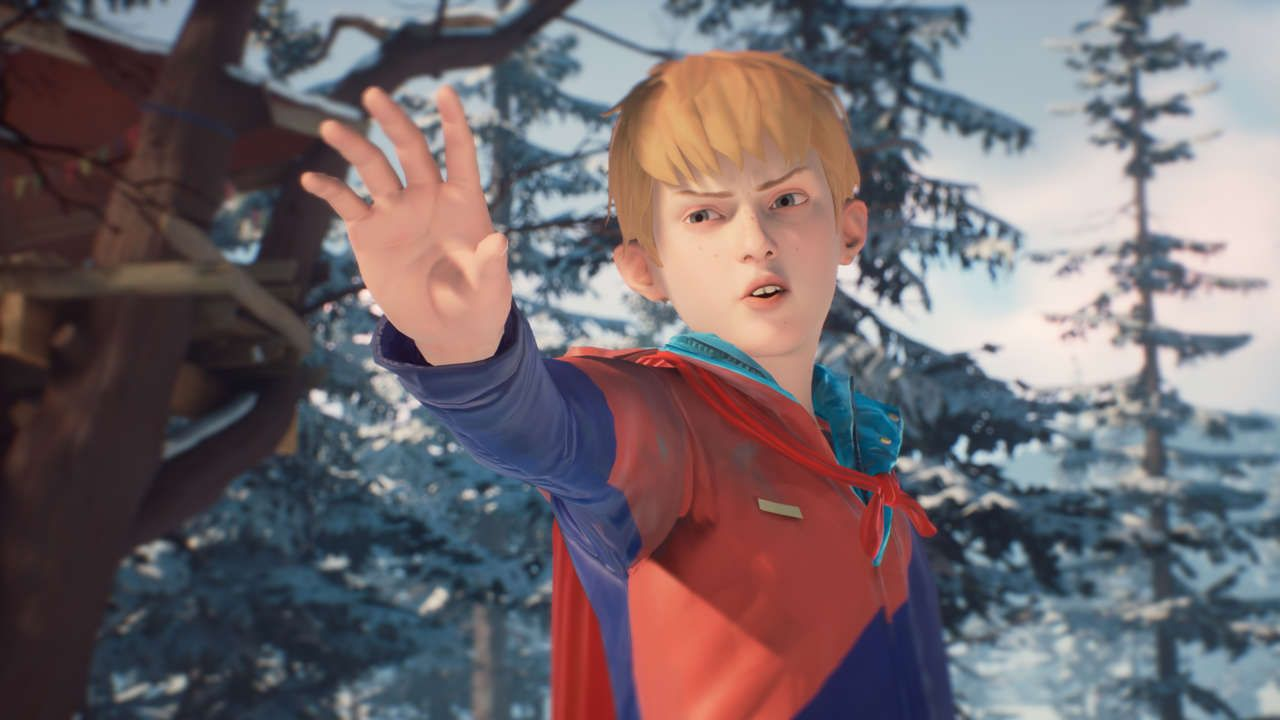 E3 2018: Life Is Strange Free Standalone Game Preview - The Awesome Adventures of Captain Spirit #gaming