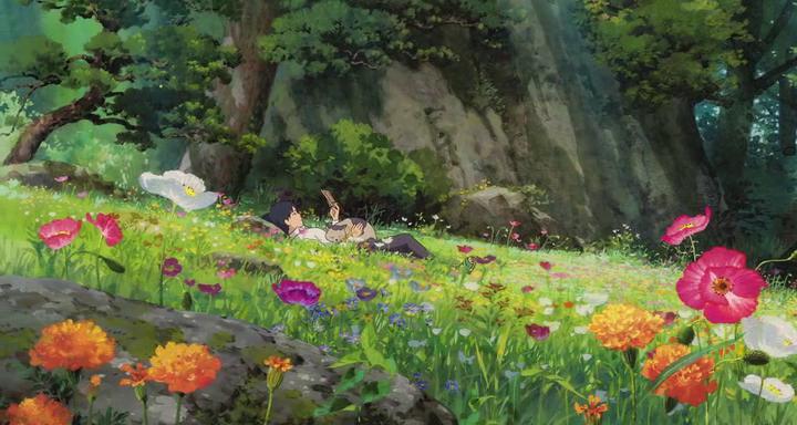 Spirit Animal Garden | Anime scenery, Secret world of arrietty, Studio  ghibli