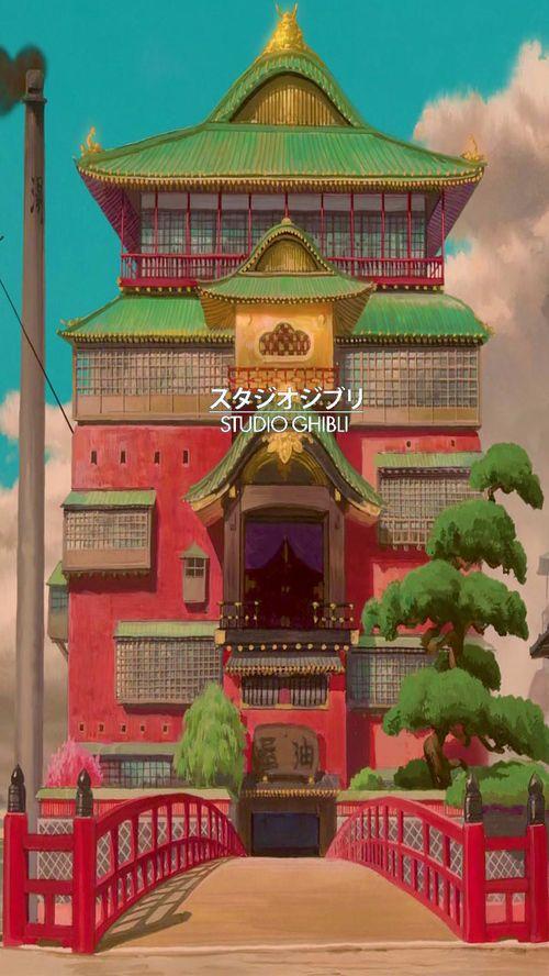 studio ghibli, ghibli, and anime image Studio ghibli