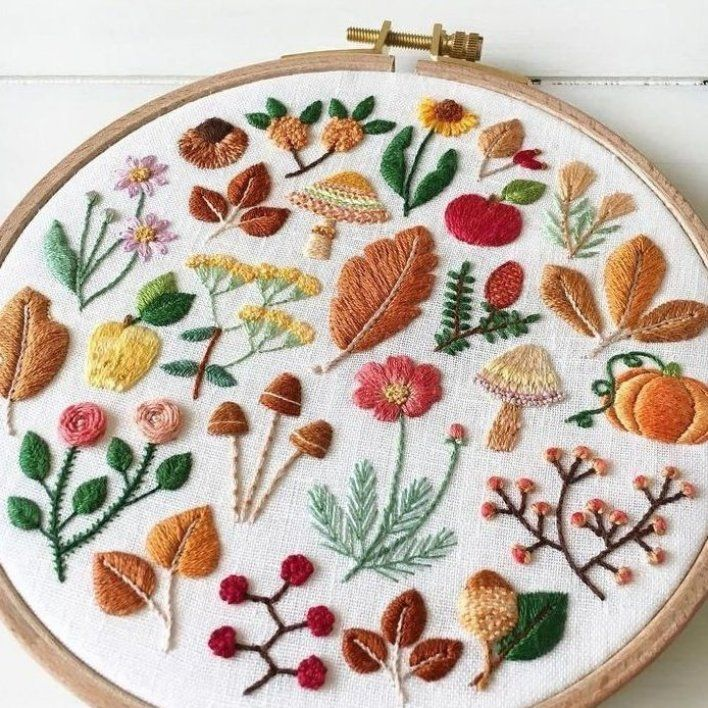 Handstickstiche f  r Anf  nger  Handembroiderystitches   Anf  nger  f  r  Handembroiderystitches  Handstickstiche #knittingpatterns #knittingpatternsfree #knittingbeginners #knitcrochet