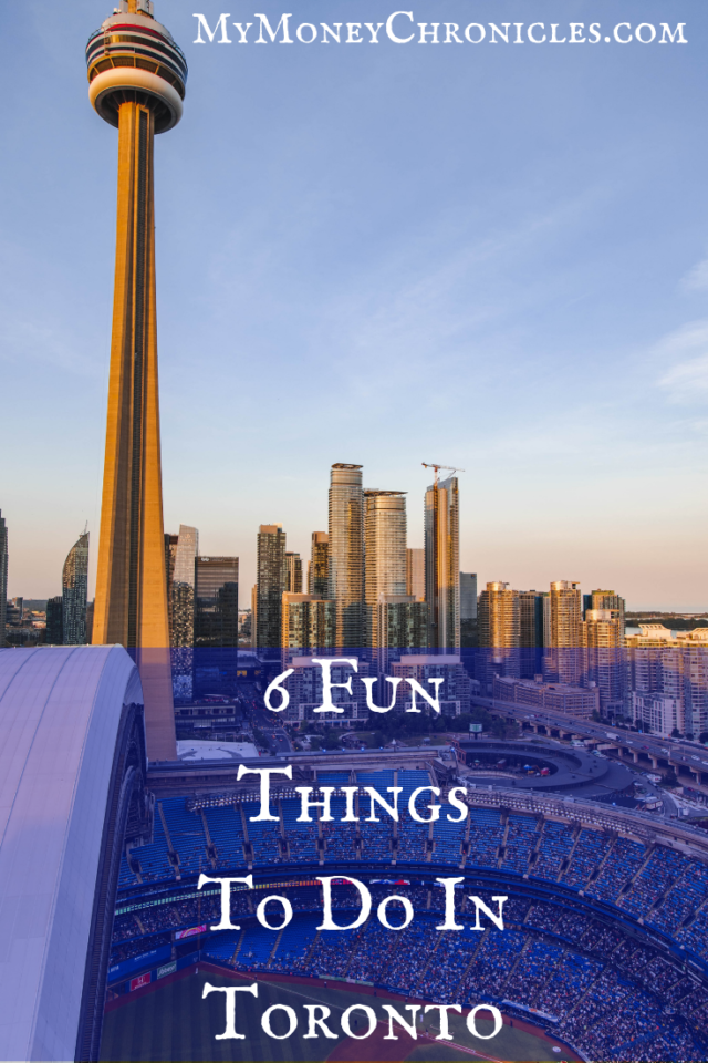 6 Fun Things To Do In Toronto With Images Canada Travel Toronto Travel Travel