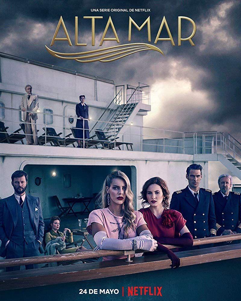 High Seas Trailer Coming To Netflix May 24 2019 Netflix Tv Series Series Movies