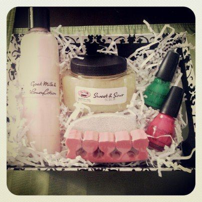 Gift Sets by Country Girl Soap Company!  www.countrygirlsoapcompany.com