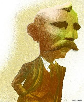 """El blog de """"Acebedo"""": «La Estatua». D. Pedro Alonso (Noreña)"""