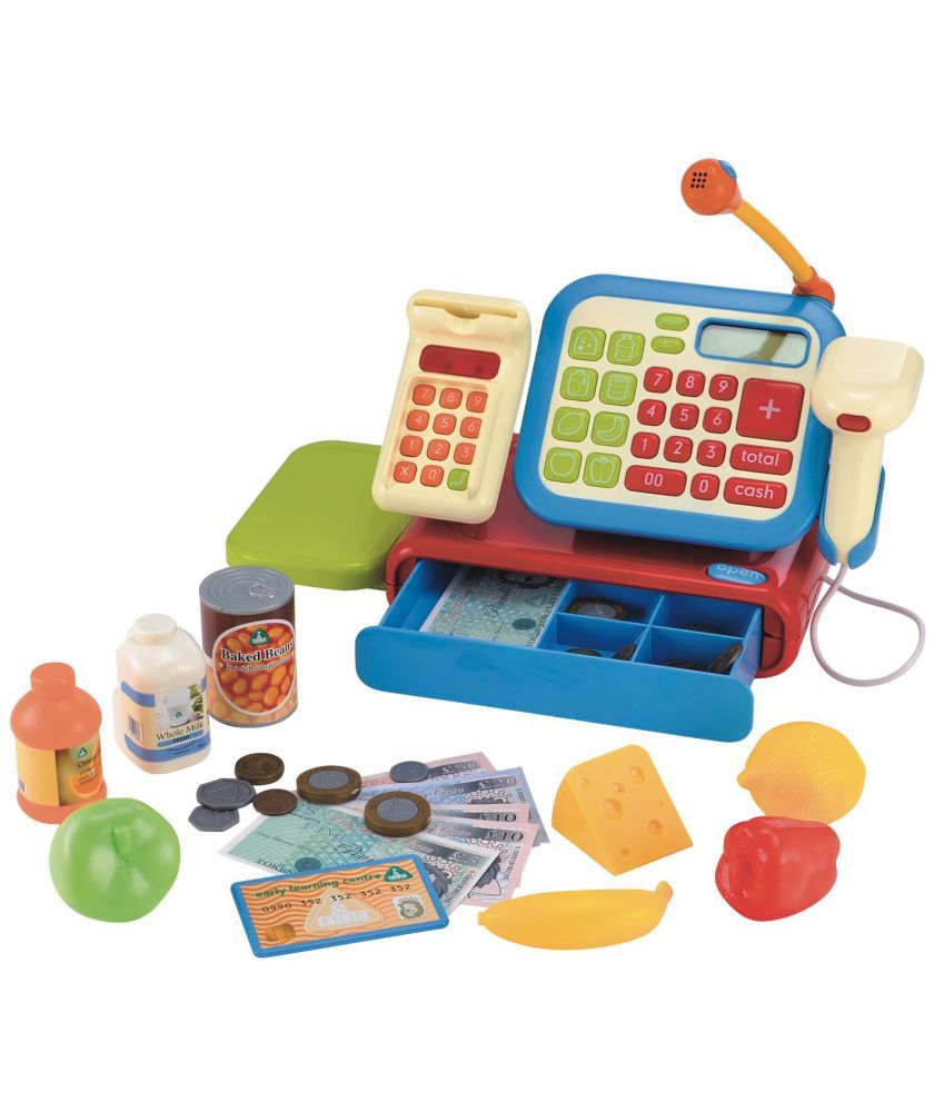 9aa33517b4d6 Buy Early Learning Centre Cash Register Set at Argos.co.uk - Your Online  Shop for Shopping role play.