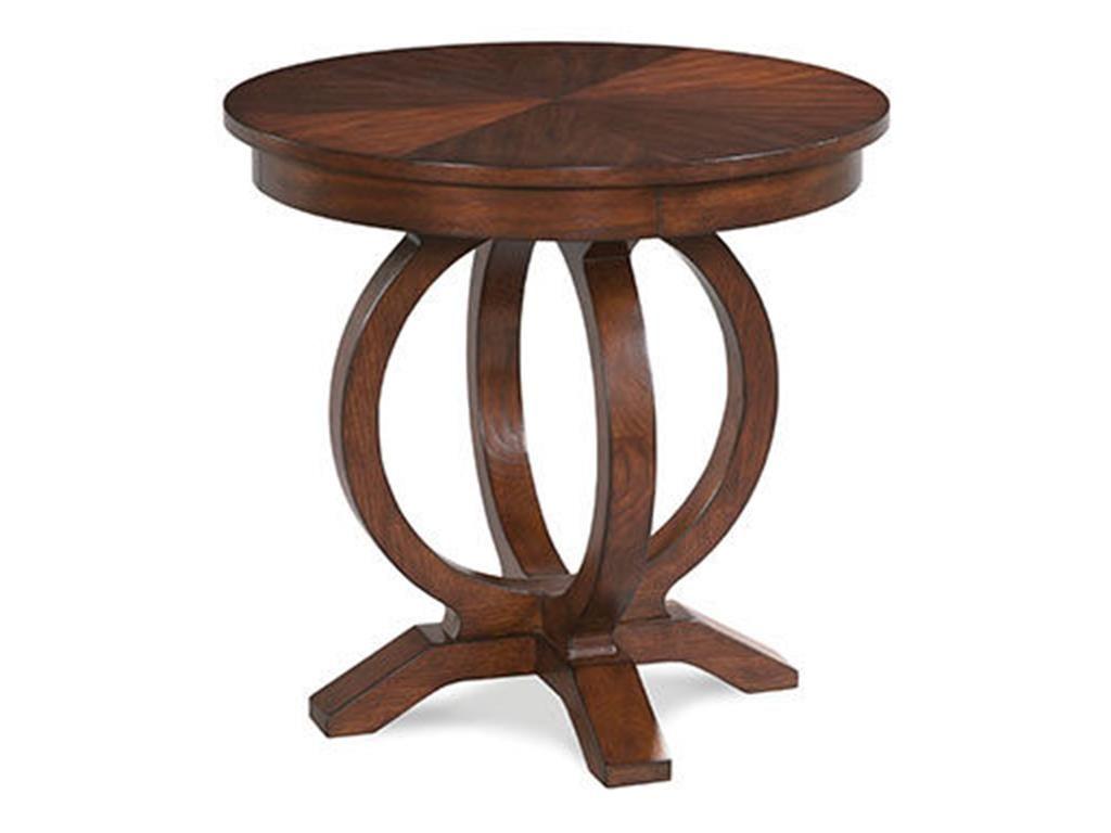 Fairfield Chair Company Living Room Chair side Table 8105-CS ...