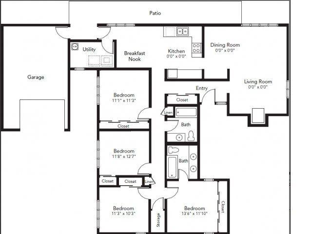 Maylor Point Neighborhood: 4 Bedroom
