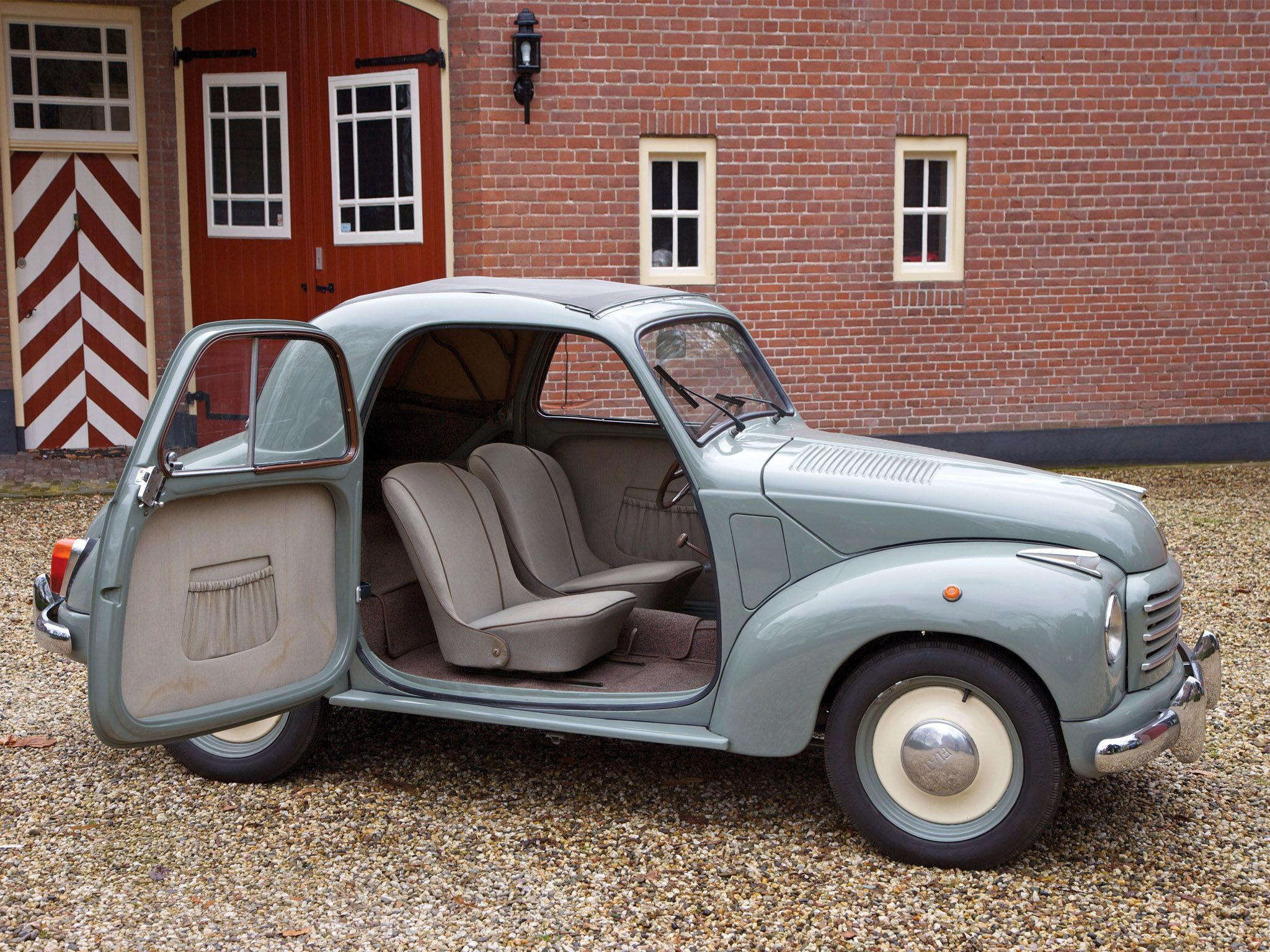 1949 fiat 500 c topolino | automobiles - miscellaneous | pinterest