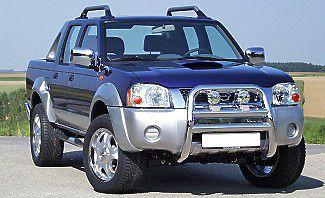Nissan Nissan Nissan Navara Nissan Double Cab