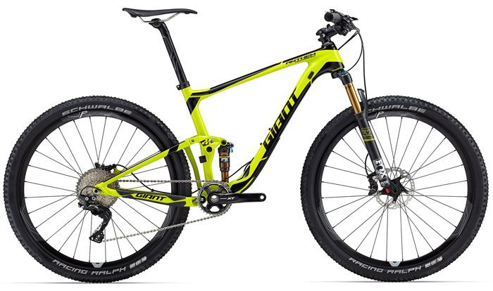 2016 Giant Anthem Advanced 27 5 1 Mountain Bike
