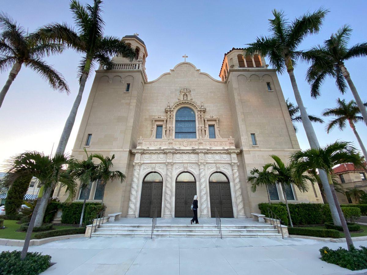 Church In The Gardens Palm Beach Gardens