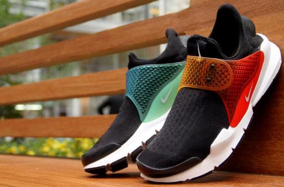 e8d737bcd4b2 NIKE SOCK DART SP BE TRUE NIKELAB FRAGMENT RAINBOW 686058 019