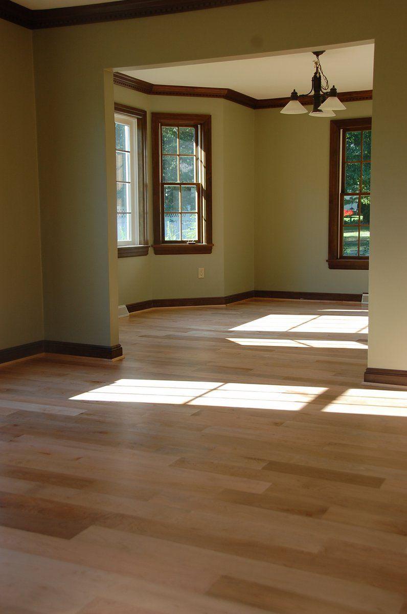 Light Oak Floors