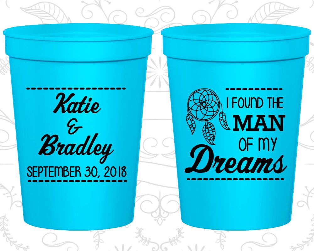 bffadfcb723 Personalized Stadium Cup, Personalized Cups, Wedding Cups, Personalized  Plastic Cups, Stadium Cups, Party Cups, Plastic Cups (260) kl