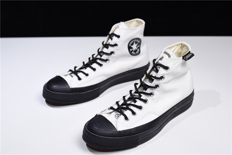 858487d0abd GORE-TEX x Converse Chuck Taylor All Star 1970s High White Black 162349C