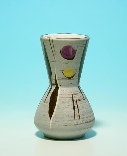 Bay keramik vase 580 12 1961 ceramica west germany for Accessori decorativi