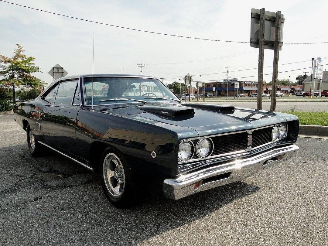from @retro.car - Dodge Coronet 500 1968 shared by @ninjamountainman ...