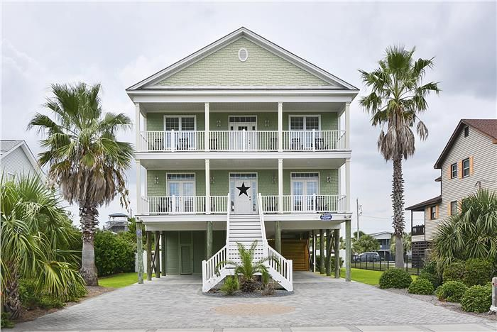 Vacation Rental   Garden City Beach SC. 6 Bedroom With Private Pool Aka:  U0027Ocean Staru0027 | Sea Star Realty Awesome Design