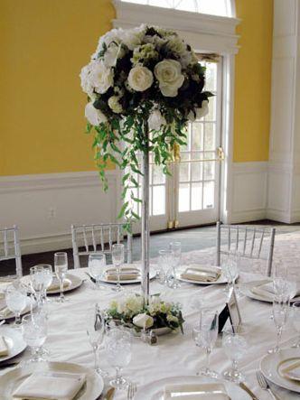 Ideas para Centros de Mesas Fotos de Centros de Boda Diseños de - centros de mesa para bodas