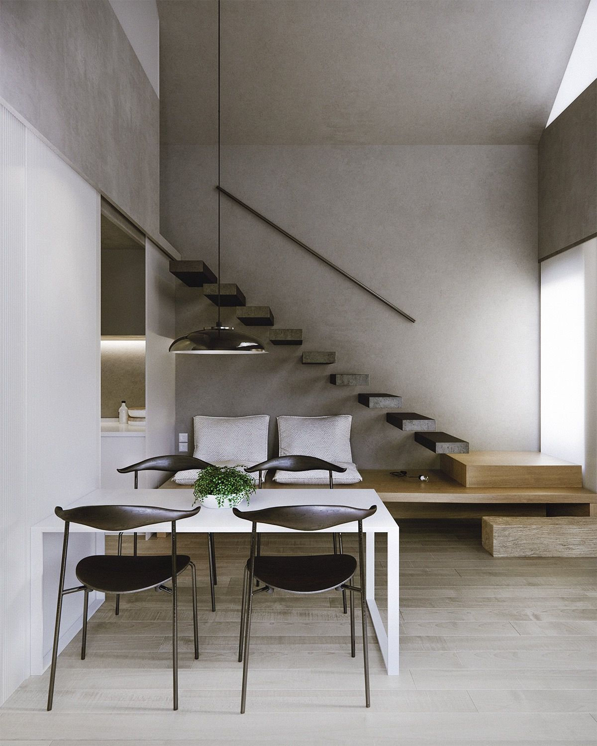 Inspirational Stairs Design: 51 Stunning Staircase Design Ideas