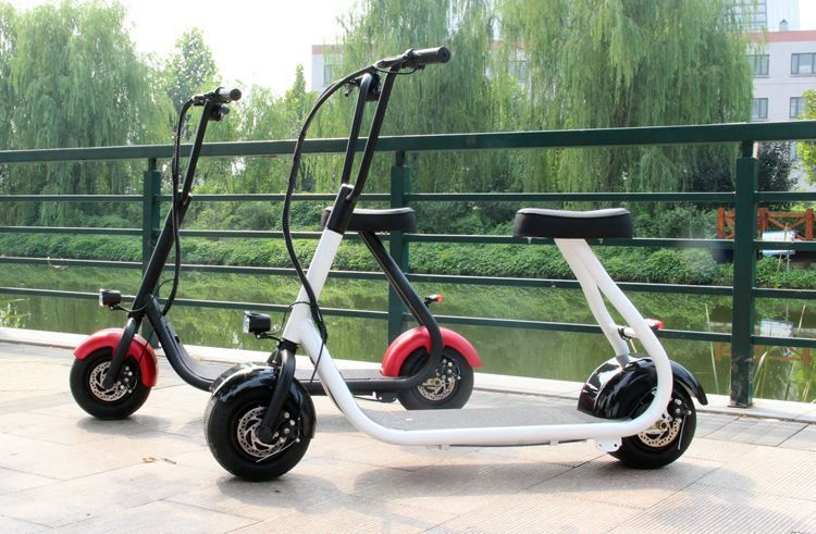 Wholesale high quality Rooder 2 wheel electric kick scooter