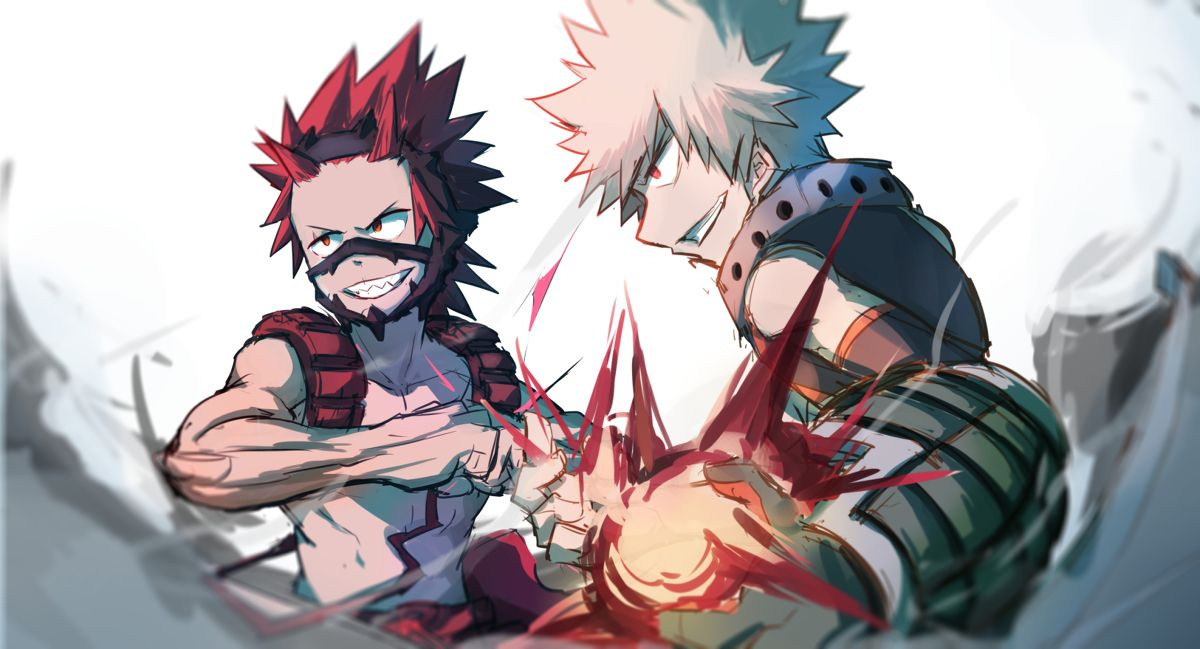 7 Awesome Bakugou My Hero Academia Picture For Your PC