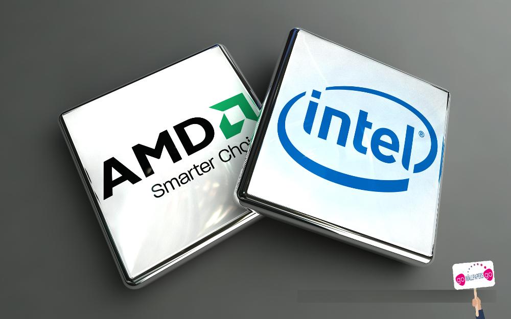 Amd And Intel Intel Amd Laptop Processor